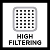 High Filtering