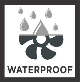 Waterproof
