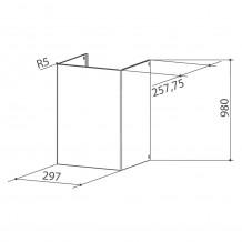 Dimnjak kit Alto H990 X - 112.0157.252