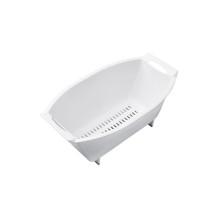 Kadica Design bijela Logica Line - 112.0049.451