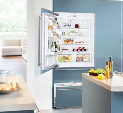 Ugradni kombinovani frižideri 91 i 76 cm
