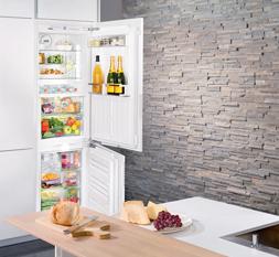 Ugradbeni kombinovani frižideri