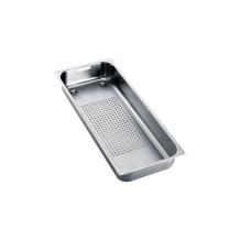 Kadica od nehrđajućeg čelika, perforirana - 112.0018.817