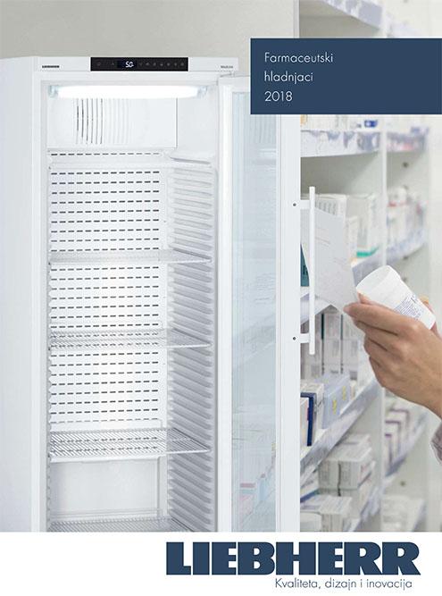 Farmaceutski Hladnjaci 2018