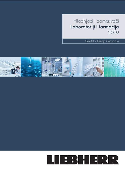 Hladnjaci i zamrzivači – Laboratoriji i farmacija 2019