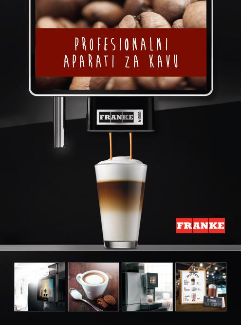 Franke caffe aparati