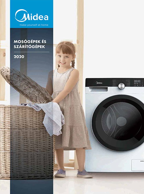 Midea Laundry general catalogue 2020