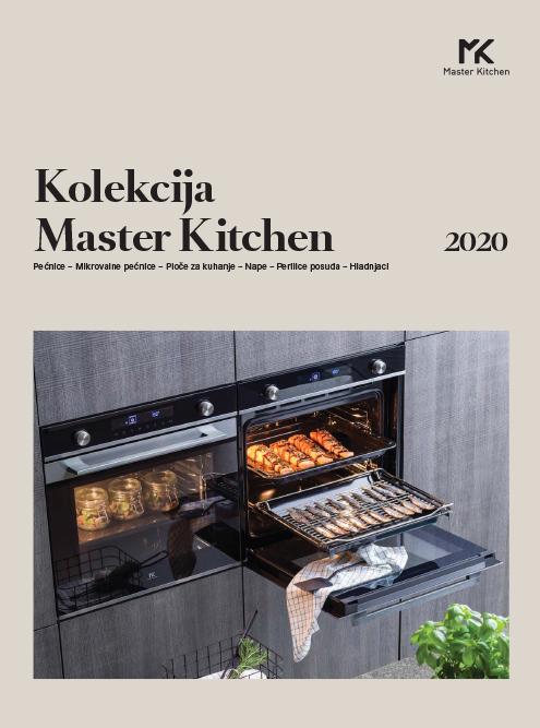 MasterKitchen kolekcija 2020