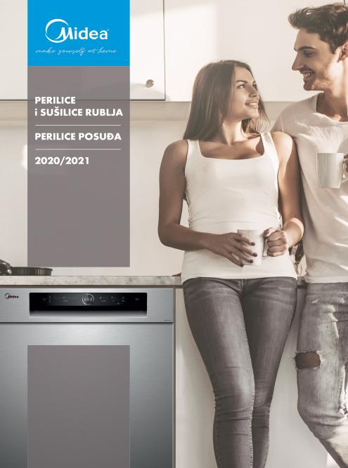 Midea Laundry generalni katalog 2020/2021